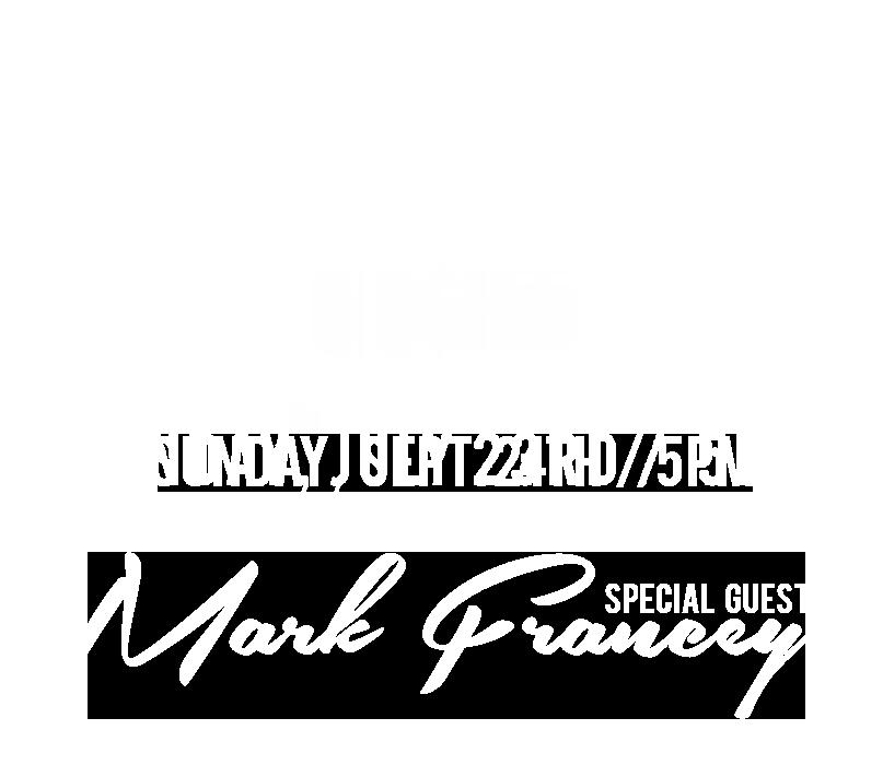 Encounter Mark Francey